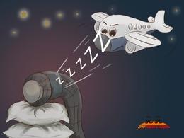 塔台管制员瞌睡致东航一飞机被迫复飞