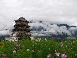 无与伦比的西藏风光
