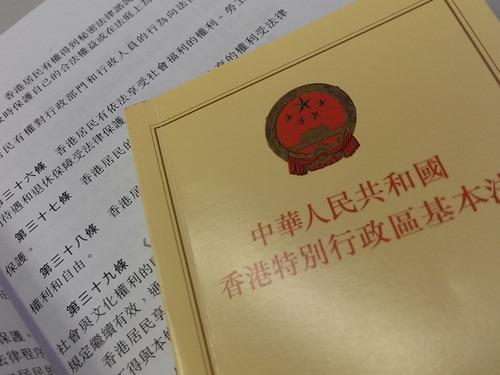 """""""港漂""""对人大常委会<br>香港普选方案看法不一"""
