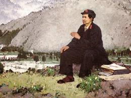 毛泽东的15个经典比喻