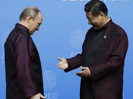 威风不再 俄宣布不再遏制对华军售