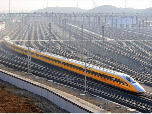 大米换高铁合作升级 中国长袖善舞