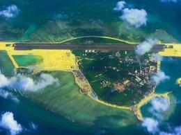 西沙永兴岛扩建近距画面曝光[图]