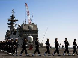 中国崛起凿沉美国亚太不沉航母
