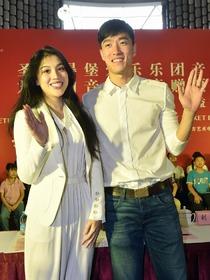 刘翔被离婚 谣言不止