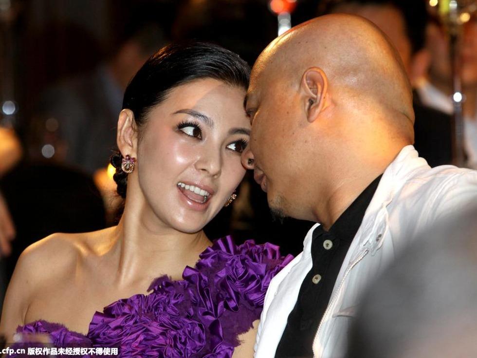 张雨绮宣布与王全安离婚