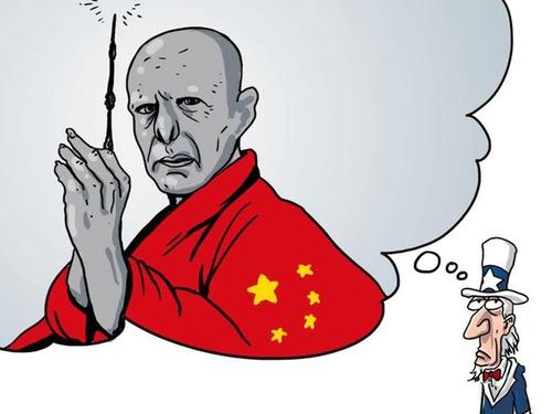 美媒:邓小平白忙活 中国放弃韬光养晦