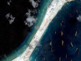 细节毕现 渚碧岛最新卫星照[图]
