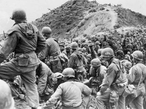 彭德怀朝鲜战争最大败仗