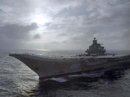 俄斥巨资改装唯一航母 继续服役至少20年