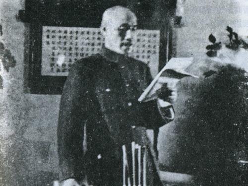 国民党头号人才 死后蒋介石痛哭