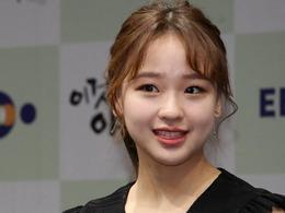韩国体坛第一美女惹人爱