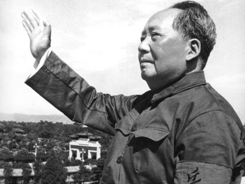 毛泽东一个题词让国民党政权坍塌