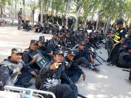 中国反恐前沿 新疆警察纪实[图集]