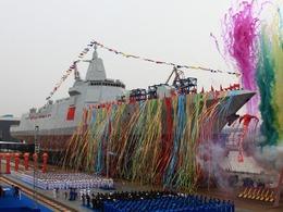 印媒:印度海军不敌中国最新驱逐舰
