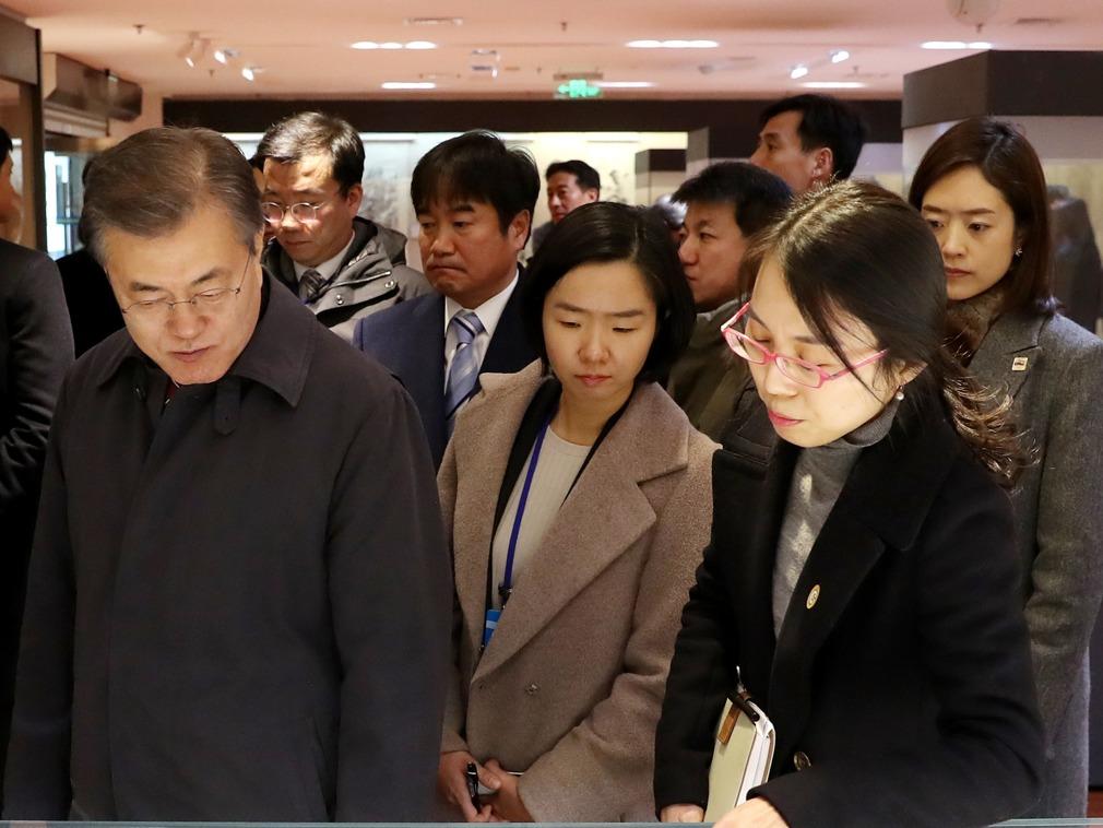 不关我们的事?北京详细回应 韩记者中国被打真相
