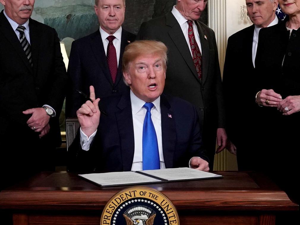 """贸易战下美国在华企业为何与""""美国优先""""背道而驰"""