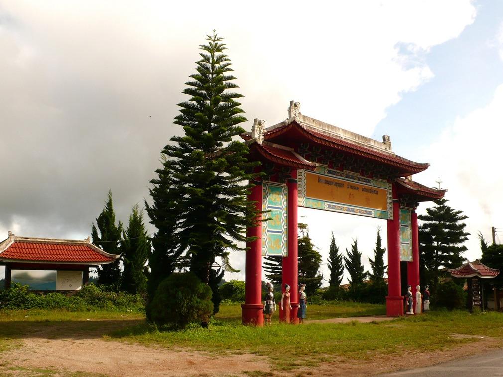 """泰国境内有个""""中国村"""" 藏着一段鲜为人知的历史[图集]"""