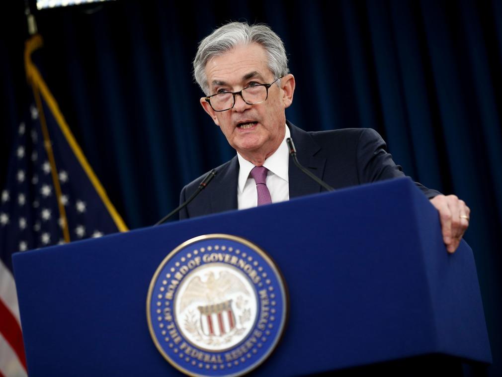 美联储释信号 美股全线大涨超2%道指涨逾500点