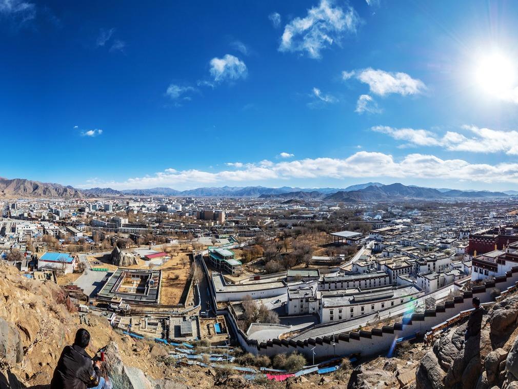 世界屋脊所在地 这座城市才是西藏的精华[图集]