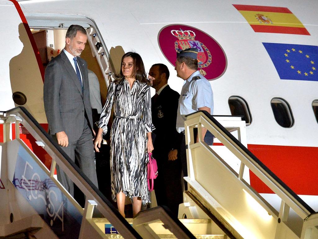 西班牙国王首访古巴 费利佩六世开创历史[图集]