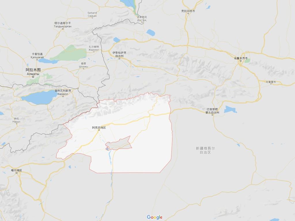 中国新疆五大地区之一:南疆秘境阿克苏的神奇风光[图集]