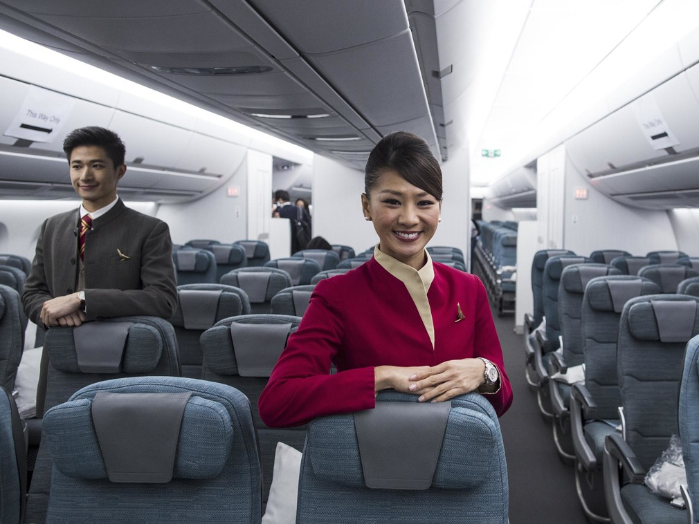 国泰收购香港快运料垄断香港航空业 多维新闻 香港